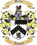 Davies Family Coat of Arms from England2