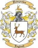 Dawysown Family Crest from England