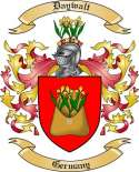 Daywalt Family Coat of Arms from Germany