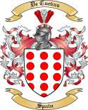 De Cuevas Family Coat of Arms from Spain