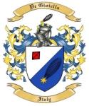De Gioiella Family Coat of Arms from Italy