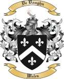 De Vaughn Family Crest from Wales2