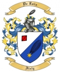 De Zoia Family Coat of Arms from Italy