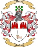 Deasy Family Coat of Arms from Ireland