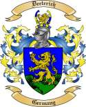 Deeterich Family Coat of Arms from Germany2
