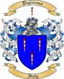 Degiacono Family Coat of Arms from Italy