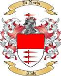 Di Nardi Family Coat of Arms from Italy2