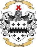 Dobsin Family Coat of Arms from England2