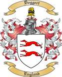 Doggert Family Coat of Arms from England