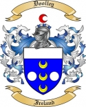 Doolley Family Coat of Arms from Ireland