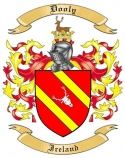 Dooly Family Coat of Arms from Ireland