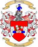 Dreseler Family Coat of Arms from Germany
