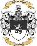 Eaduuardus Family Crest from England