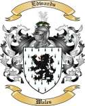 Edwards Family Crest from Wales2