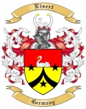 Eisert Family Coat of Arms from Germany