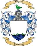 Elyam Family Crest from Germany