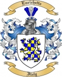 Enrichetta Family Crest from Italy2