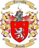 Enroughty Family Coat of Arms from Ireland