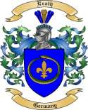 Erath Family Crest from Germany