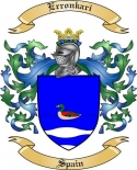 Erronkari Family Coat of Arms from Spain