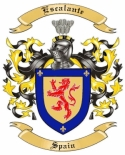 Escalante Family Crest from Spain
