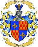 Esquivel Family Crest from Spain