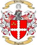 Etteridge Family Coat of Arms from England2