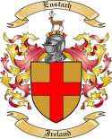 Eustach Family Coat of Arms from Ireland2