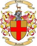 Eustes Family Crest from Ireland2
