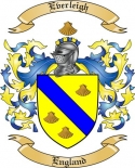 Everleigh Family Coat of Arms from England