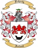 Faherty Family Coat of Arms from Ireland