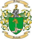 Fahey Family Crest from Ireland