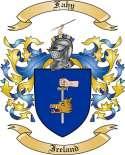 Fahy Family Crest from Ireland2