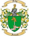 Fahy Family Crest from Ireland