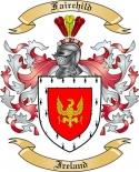Fairchild Family Crest from Ireland