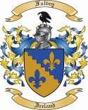 Falvey Family Crest from Ireland