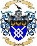 Far Family Coat of Arms from England