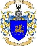 Faraone Family Coat of Arms from Italy