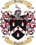 Farmer Family Coat of Arms from England