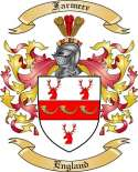 Farmere Family Crest from England2