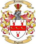 Farmers Family Coat of Arms from England2