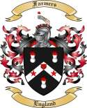 Farmers Family Coat of Arms from England