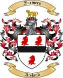 Farmers Family Coat of Arms from Ireland