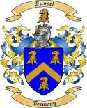 Fassel Family Coat of Arms from Germany