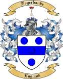 Fayerbanke Family Crest from England