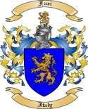 Fazi Family Crest from Italy2