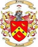 Feeney Family Crest from Ireland