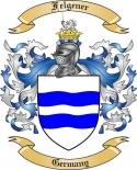 Felgener Family Crest from Germany