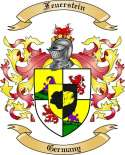Feuerstein Family Coat of Arms from Germany