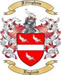 Filingham Family Crest from England